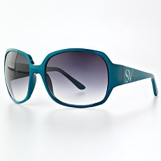 Simply Vera Vera Wang Oversized Sunglasses