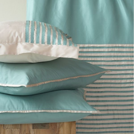 Lucca Ocean Duvet Set by Blissliving Home