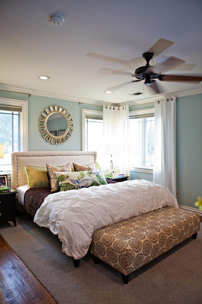 Turquoise Comforter