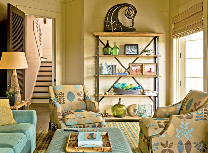House of Turquoise:  Carter Kay Interiors