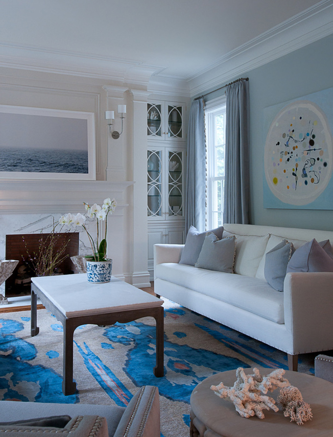 House of Turquoise:  Nightingale Design + Jane Beiles Photography