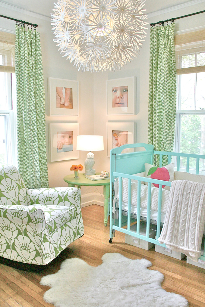 House of Turquoise:  Turquoise Nurseries Galore